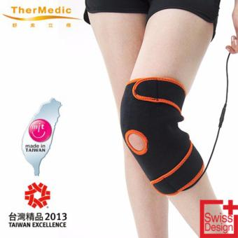 Harga TherMedic PW160 Pro-Wrap Knee Support Brace w/ Far Infrared Heating Pad ( Heat and Cold Therapy)