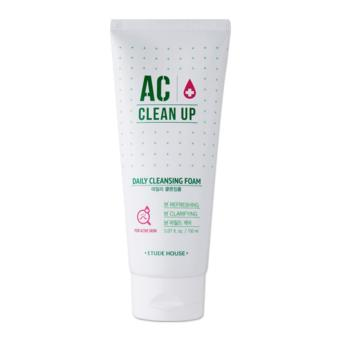 Etude House - AC Clean Up Daily Cleansing Foam 150ml - intl