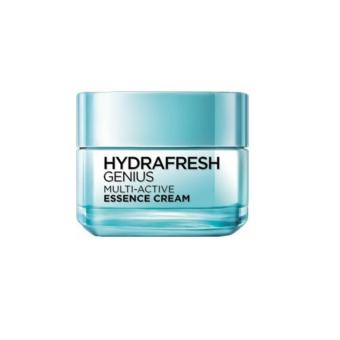 Harga L'Oreal Paris Hydrafresh Genius Essence Cream 50ML