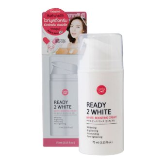 Harga Cathy Doll Ready 2 White White Boosting Cream 75ml