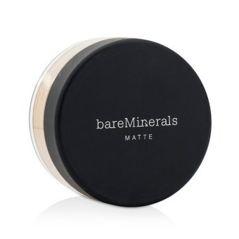 Harga Bare Escentuals BareMinerals Matte Foundation Broad Spectrum SPF15 - Golden Medium 6g