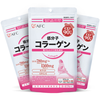 Harga AFC Collagen Beauty (270's x 3 packs) 9 months' supply