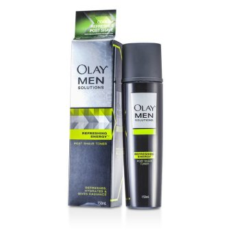 Harga Olay Refreshing Energy Post Shave Toner 150ml/5oz (EXPORT)