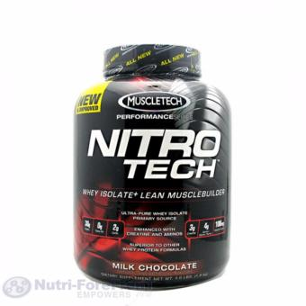 Harga MUSCLETECH Nitro-Tech 4lb Milk Chocolate