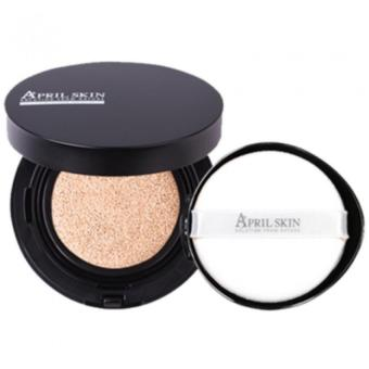 Harga April Skin Magic Snow Cushion Black #22 Pink Beige - 15g