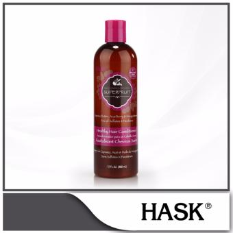 Harga Hask SuperFruit Healthy Hair Conditioner (Brilliant Shine Complex) 355ml