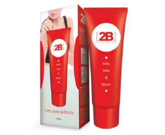 Harga 100% Authentic 2B Alternative Slimming Gel - 2B into Arm n Body