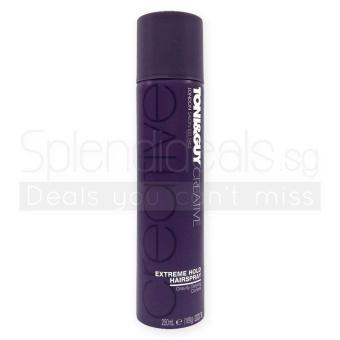 Harga (Special Price for 2) Toni & Guy Styling - Creative Extreme Hold Hair Spray 250ml - 3757