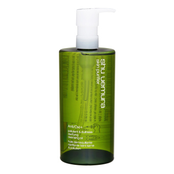 Harga Shu Uemura Skin Purifier Anti/Oxi+ Pollutant & Dullness Clarifying Cleansing Oil 15.2oz, 450ml