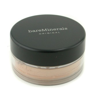 Harga Bare Escentuals BareMinerals Original SPF 15 Foundation - # Light (W15) 8g/0.28oz