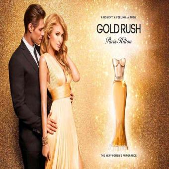 Harga Gold Rush Paris Hilton for women EDP/100ml