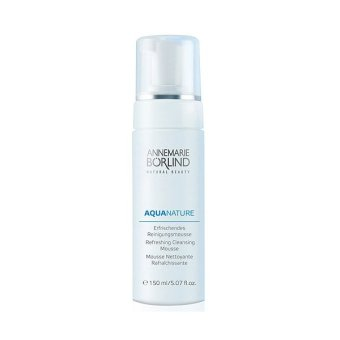 Annemarie Borlind Aquanature Refreshing Cleansing Mousse 5.07oz/150ml