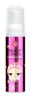 Harga Cathy Doll Ready 2 White 2in1 Bubble Mousse Cleanser 70ml
