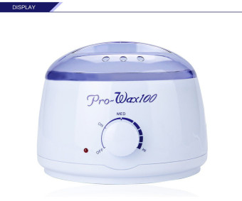 Harga Professional Warmer Wax Heater Mini SPA Hand Epilator Feet Paraffin Wax Recharge
