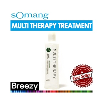 sOmang Organic Multi Therapy Treatment 160ml - intl