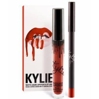 Harga Kylie Matte Lip Kit 22 by Kylie Cosmetics