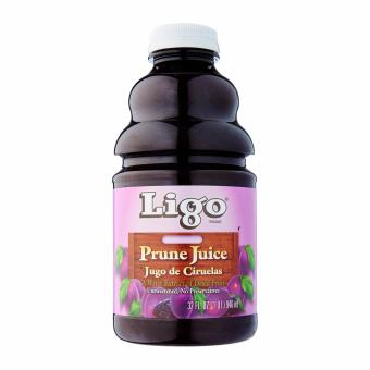 Harga Ligo Prune Juice Unsweetened No Preservatives 12 x 946ml