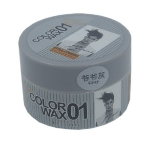 Harga Hair Color Wax (Gray)
