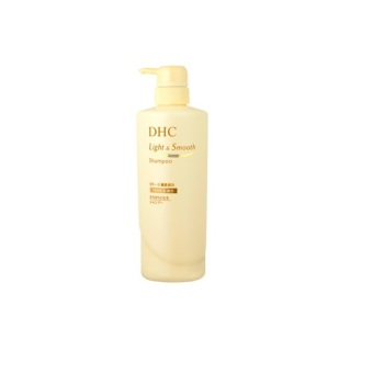 Harga DHC Light and Smooth Shampoo 550ml