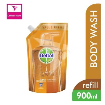 Harga Dettol Body Wash Pouch Classic Clean 900Ml Dharma