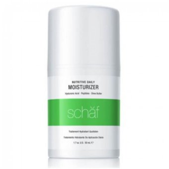 Harga Schaf Nutritive Daily Moisturizer (Day / Night Moisturizer for Anti-Aging and Thirsty Skin) - 50ml