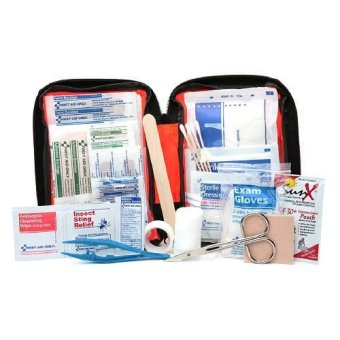 Harga First Aid Only Outdoor First Aid Kit - 107 Pieces
