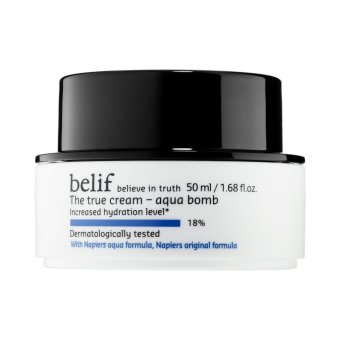 Harga Belif The True Cream - Aqua Bomb - intl