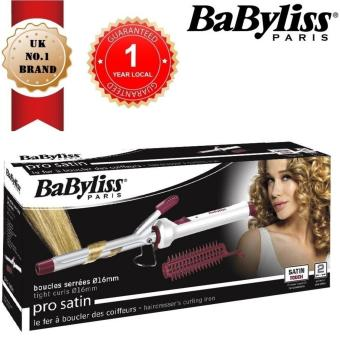 Harga BABYLISS 271CE CURLER PRO 180 EXTRA SLIM 16MM [ 1 YEAR LOCAL GUARANTEE]