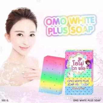 Harga OMO White Plus Soap