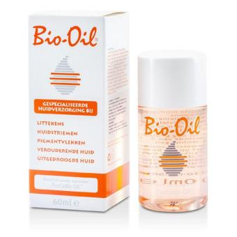 Harga Bio-Oil (For Scars, Stretch Marks, Uneven Skin Tone, Aging & Dehydrated Skin) 60ml