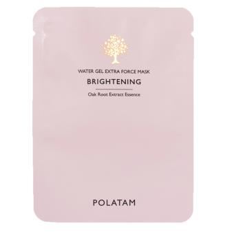 Harga Polatam Water Gel Extra Force Brightening Mask - 1pc