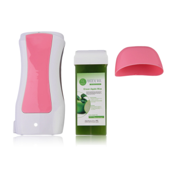 Harga OH Wax Heater Hair Removal Machine Set With Depilatory Wax Depilatory Papers