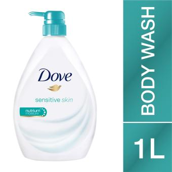 Harga Dove Sensitive Skin Nourishing Body Wash - 1 x 1 L