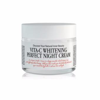 Harga Vita-C Whitening Perfect Night Cream