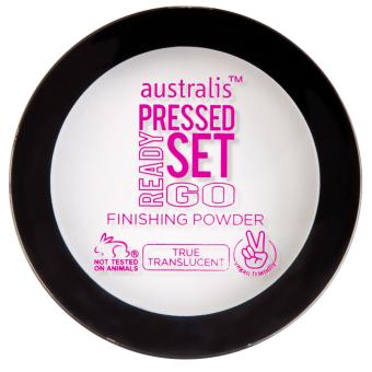 Harga Australis Ready Set Go Finishing Pressed Powder
