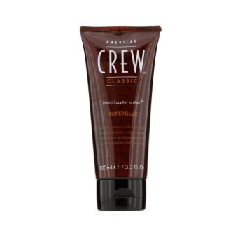 Harga American Crew Men Super Glue 100ml/3.3oz (EXPORT)