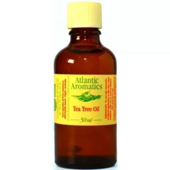 Atlantic Aromatics Tea Tree Oil Organic 50mL - Melaleuca Alternifolia Branchlet Oil
