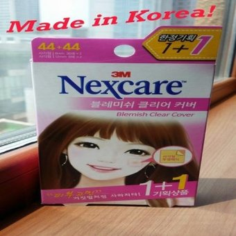 Harga 3M Nexcare Acne Patch Twin Pack