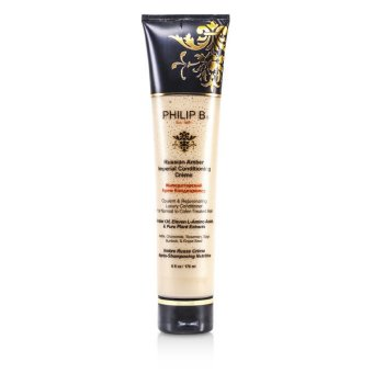 Harga Philip B Russian Amber Imperial Conditioning Creme (For Normal to Color-Treated Hair) 178ml/6oz