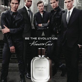 Harga Mankind Kenneth Cole for men EDT 100ml