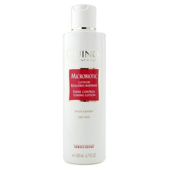 Harga Guinot Microbiotic Shine Control Toning Lotion (For Oily Skin) 200ml/6.7oz