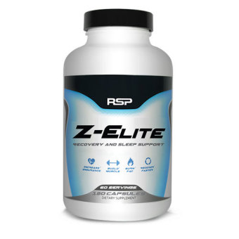 Harga RSP Nutrition Z-Elite 180 Capsules With Free Gift