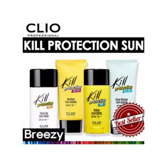 Harga CLIO Kill Protection Sun Cream Series Sun Base 50g - intl