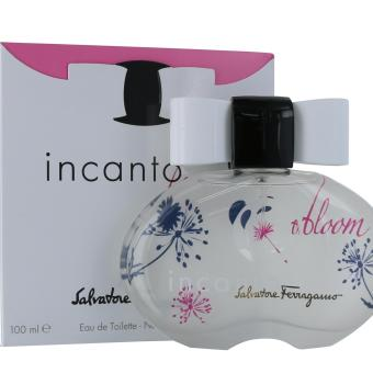 Harga Salvatore Ferragamo Incanto Bloom Eau De Toilette Spray 100ml
