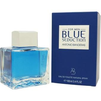 Harga Antonio Banderas Blue Seduction For Men's Eau de Toilette 100ml