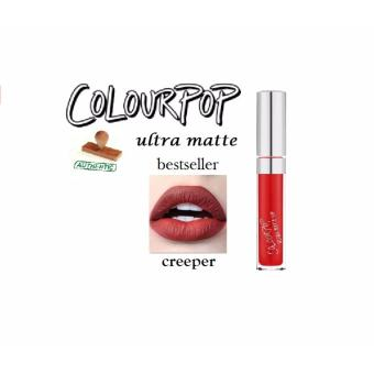 Harga COLOUR POP ULTRA MATTE LIP Bestseller 100% Authentic [Creeper]
