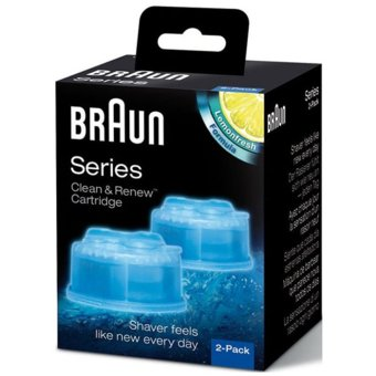 Harga Braun Clean and Renew CCR 2 Refills