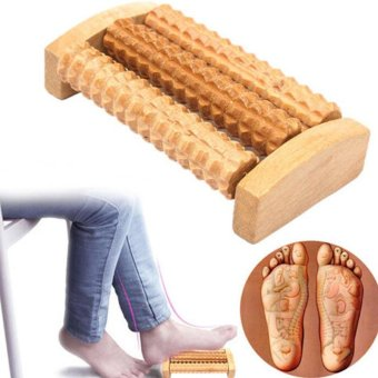 Harga Hand Foot Back Body Therapy Relax Roller Massager Reflexology - intl