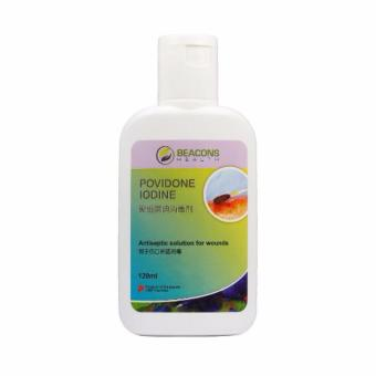 Harga BeaconsHealth Povidone Iodine Solution 120ml