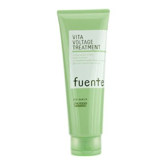 Harga Shiseido Fuente Vita Voltage Treatment Conditioner 240g/8.4oz - intl
